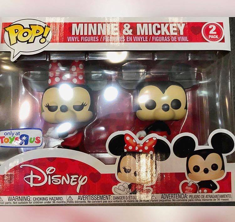 A Mickey And Minnie Mini 2 Pack Are Coming To Toys R Us