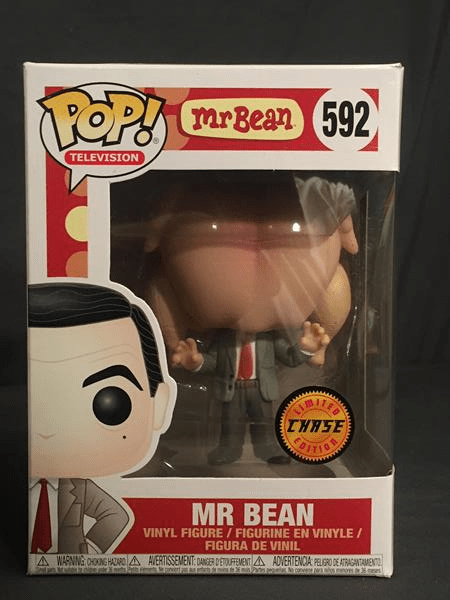 Pop Review Mr Bean Chase