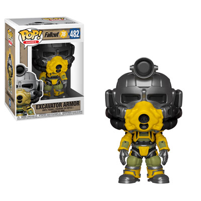 Funko Celebrates Reclamation Day With New Fallout 76 Pops