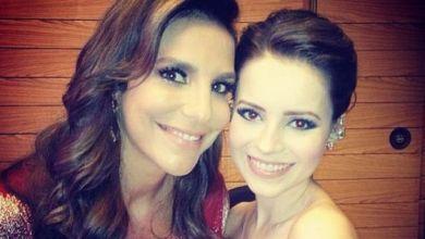 "Foto de Sandy substituirá Ivete Sangalo no programa ""Superstar"""