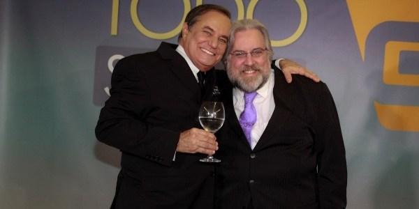 """Ronnie Von comemora dez anos de programa: """"Sensação de ter sido premiado"""""""