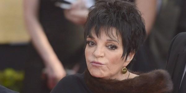 Liza Minnelli se interna novamente em clínica de reabilitação