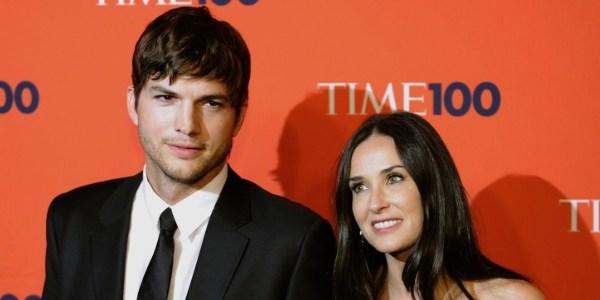 Filha de Demi Moore lembra reação quando a mãe assumiu relação com Kutcher
