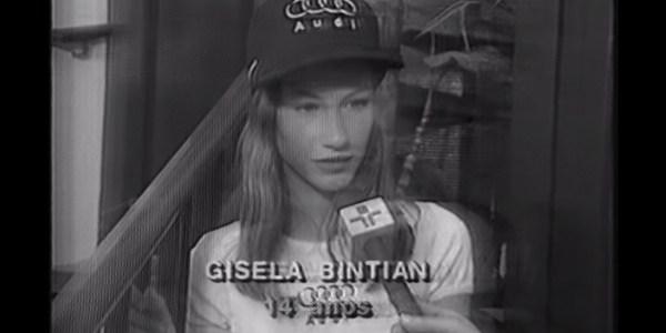 """Gisele Bündchen já foi chamada de """"Gisela Bintian"""" no início da carreira"""