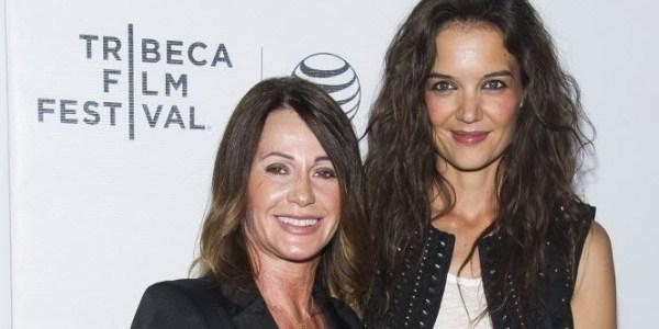 Como diretora, Katie Holmes comanda pré-estreia no Festival de Tribeca