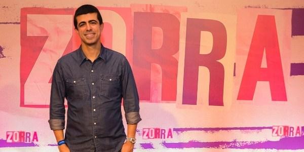 """Com mais crítica, Marcius Melhem promete novo """"Zorra"""" popular e inteligente"""