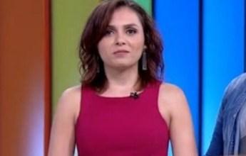 """Foto de """"Boninho quer que eu continue no 'Vídeo Show'"""", diz Mônica Iozzi"""