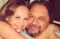 """Espero que ele esteja feliz da vida"", diz Regina Duarte sobre Talma"