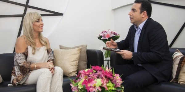 Ex-mulher de Collor fala sobre rituais de magia negra contra Silvio Santos