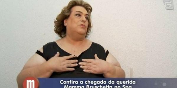Internada em spa, Mamma Bruschetta perde 6,4 quilos em 10 dias