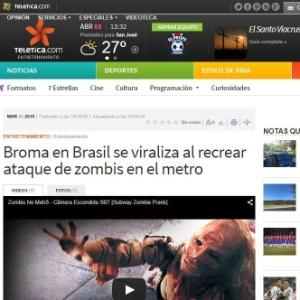 Pegadinha do SBT ganha destaque na imprensa internacional; gringos criticam