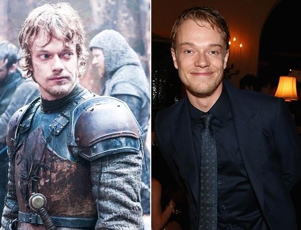 """Tortura? Ator que faz Greyjoy em """"Game of Thrones"""" revela seu maior medo"""