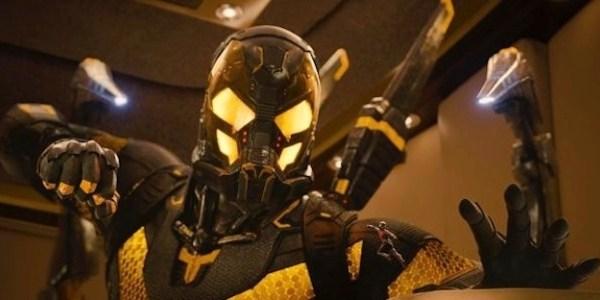 """Site revela primeira imagem do vilão do novo """"Homem-Formiga"""""""