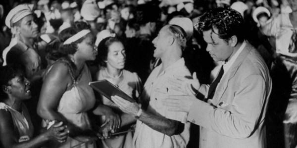 No centenário de Orson Welles, festival exibe obra inacabada sobre o Brasil