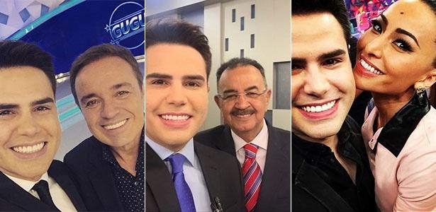 Como Kardashian, veja 5 brasileiros que poderiam lançar livros de selfies