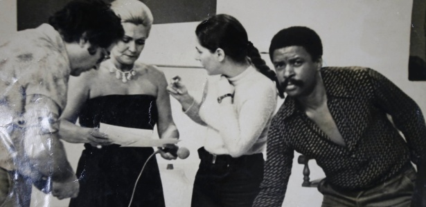 Na TV há 50 anos, diretor de palco lembra briga de Elis e doação de Faustão