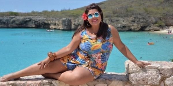 """No """"Medida Certa"""", Fabiana Karla diz que ganha doces em hotéis: """"Sabotagem"""""""