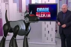 Percival diz que humor do Cidade Alerta não diminui seu valor jornalístico
