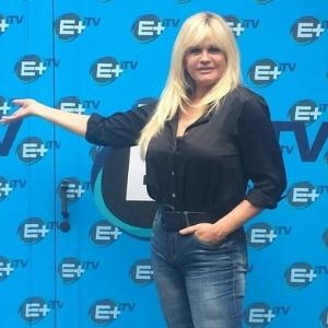 """Monique Evans volta à TV como apresentadora: """"Duas horas de muito babado"""""""