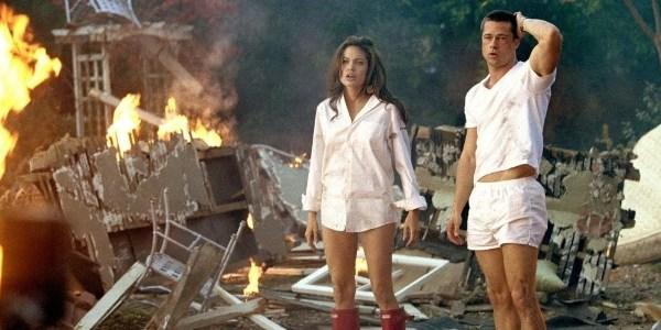 """Produtora vai criar reality show baseado no filme """"Sr. e Sra. Smith"""""""