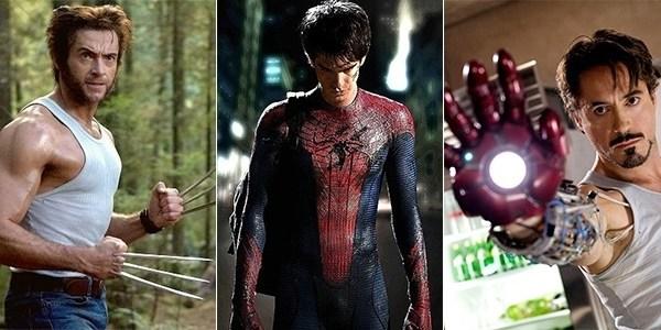 Aceita que dói menos: seus heróis favoritos vão mudar de cara. E tudo bem