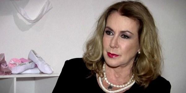 """""""Nunca fiz cenas de beijo ou de cama"""", diz Laura Zapata, irmã de Thalía"""