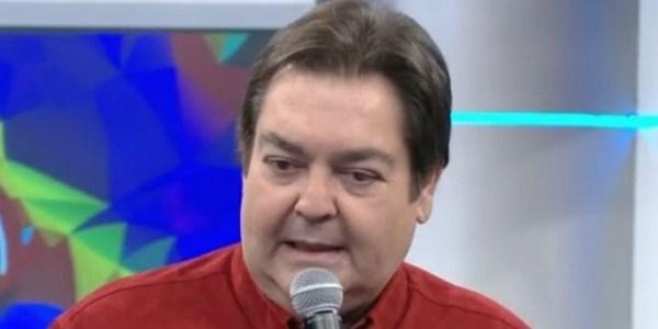 Faustão volta a criticar crise no Brasil após saia justa com Marieta Severo
