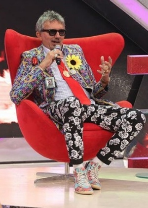 Falcão diz ter sido convidado para ser candidato à presidência da República