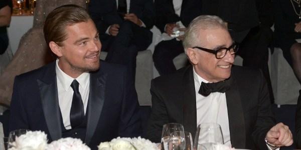 DiCaprio vai viver serial killer em filme dirigido por Martin Scorsese