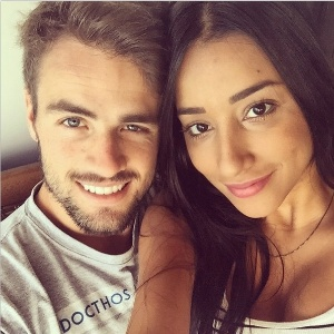 Ex-BBB Rafael Licks anuncia fim do namoro com Talita