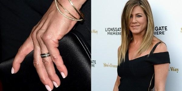 """""""Tivemos um lindo momento privado"""", diz Aniston sobre seu casamento"""