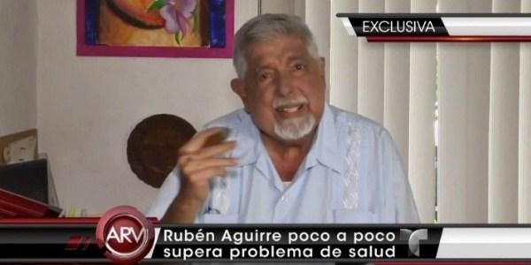 """""""Não temo a morte. Temo estar morrendo"""", diz Aguirre, o Professor Girafales"""