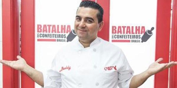 """Buddy Valastro, o """"Cake Boss"""", será dublado em seu programa na Record"""
