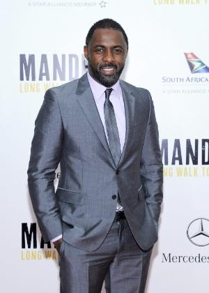 """Autor de James Bond quer 007 negro, mas não Idris Elba: """"muito bruto"""""""