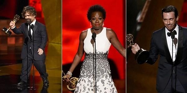 Emmy 2015 registra pior audiência da história da premiação