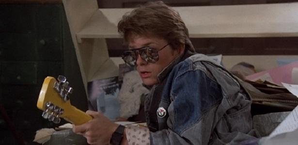 """Marty Mcfly """"está"""" entre nós! O que ele precisaria saber sobre 2015?"""