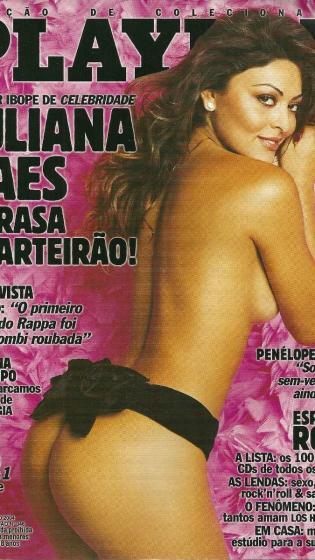 Juliana Paes posou no auge da fama