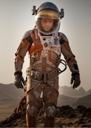 """""""Perdido em Marte"""" continua líder nas bilheterias dos Estados Unidos"""