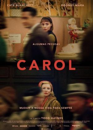 """Um dos favoritos ao Oscar, """"Carol"""" ganha pôster e trailer legendado; veja"""