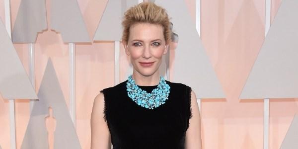 """Cate Blanchett negocia participação em """"Thor: Ragnarok"""""""
