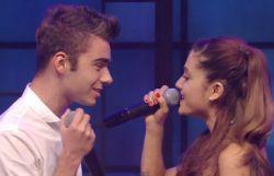 """Foto de Nathan Sykes divulga prévia de dueto com Ariana Grande, """"Over And Over Again"""""""