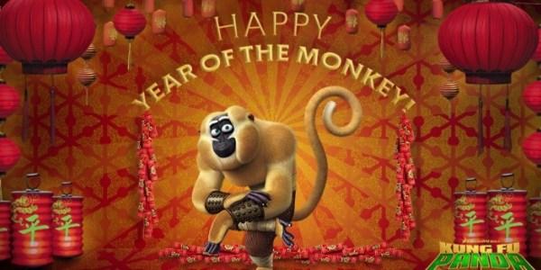 """No Ano do Macaco, astro de """"Kung Fu Panda"""" quer saber quando será a sua vez"""