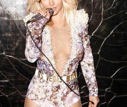 Foto de Britney Spears dá detalhes do novo álbum