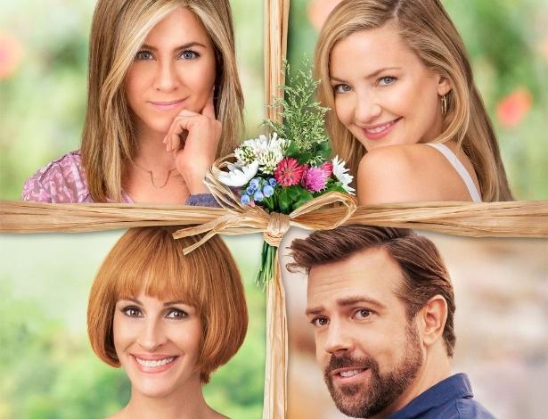 """Diretor de """"Uma Linda Mulher"""" faz filme do dia das mães com Julia Roberts"""