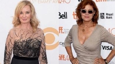 Foto de Jessica Lange e Susan Sarandon serão Joan Crawford e Bette Davis em série