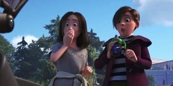 """Suposto casal gay só aparecerá em uma cena de """"Procurando Dory"""""""