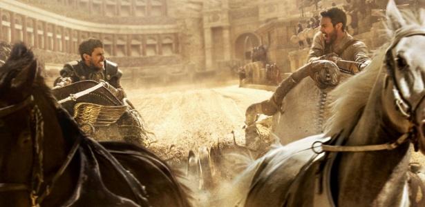 """Novo """"Ben-Hur"""": As provações físicas e espirituais de Jack Huston e Santoro"""