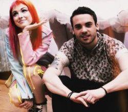 Foto de Paramore atualiza os fãs do processo de gravação do quinto álbum
