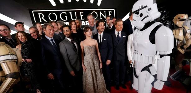 """""""Melhor filme de Star Wars"""": Veja as primeiras reações a """"Rogue One"""""""