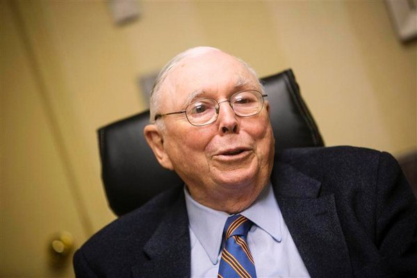 Charlie Munger, Berkshire Hathaway vice chairman, shares his insights on the markets, and explains why he thinks bankers